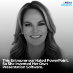 This Entrepreneur Hated PowerPoint. So She Invented Her Own Presentation Software